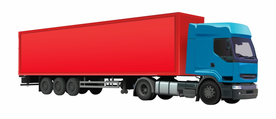 Container Truck Png Clip Art.