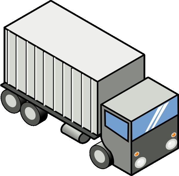 Iso Truck Clip Art at Clker.com.