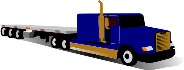 Container Truck PNG, SVG Clip art for Web.