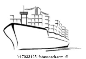 Container ship Clip Art EPS Images. 7,022 container ship clipart.