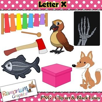 Letter X Clip art.