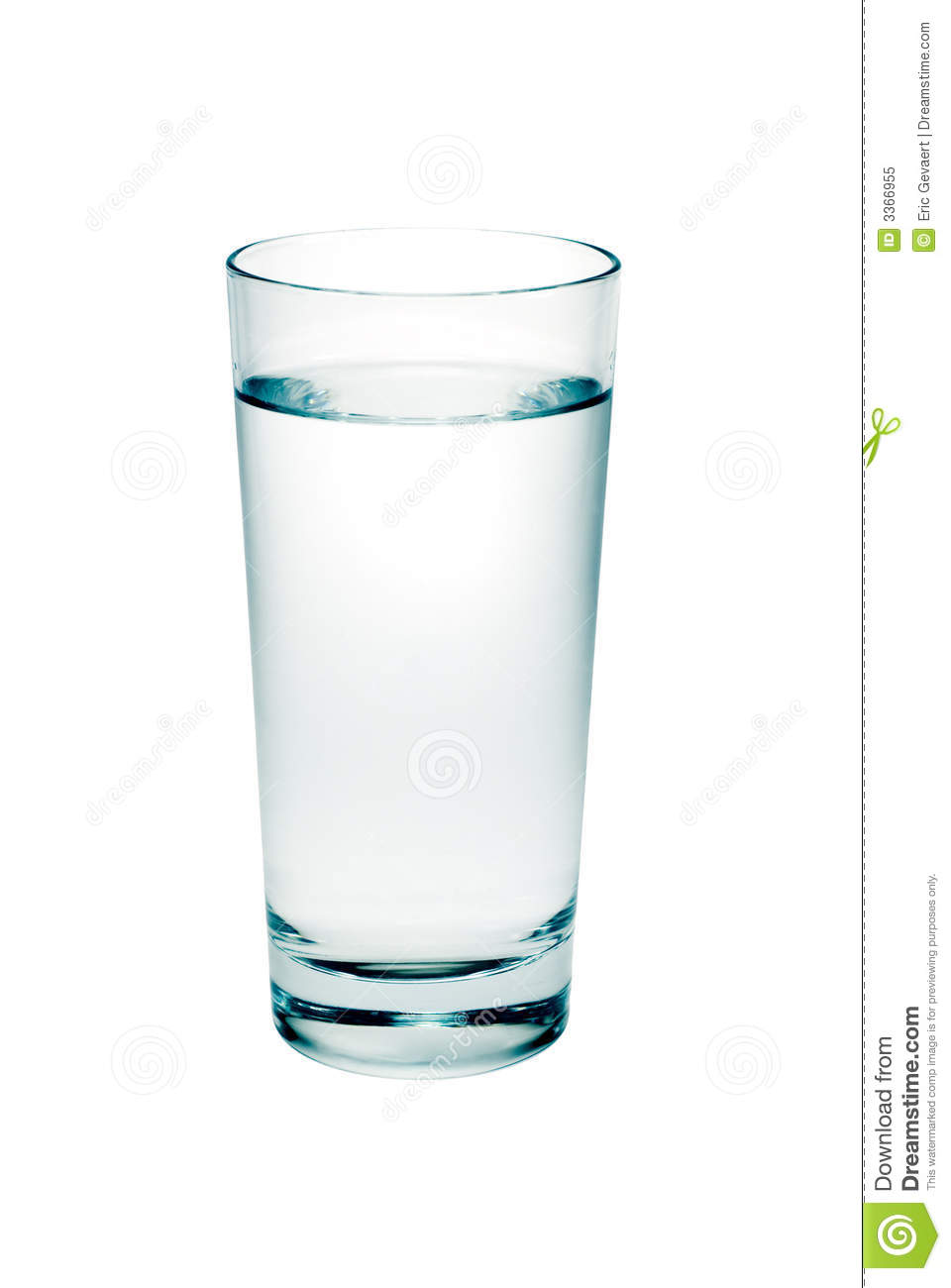 Water Clipart In Glass.