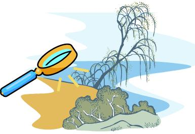 Soil contamination clipart.