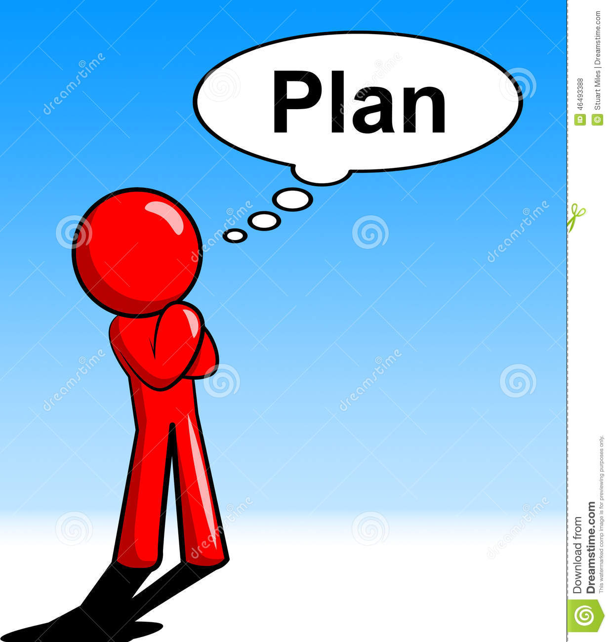 Thinking About Plan Means Formula Procedure And Consideration.