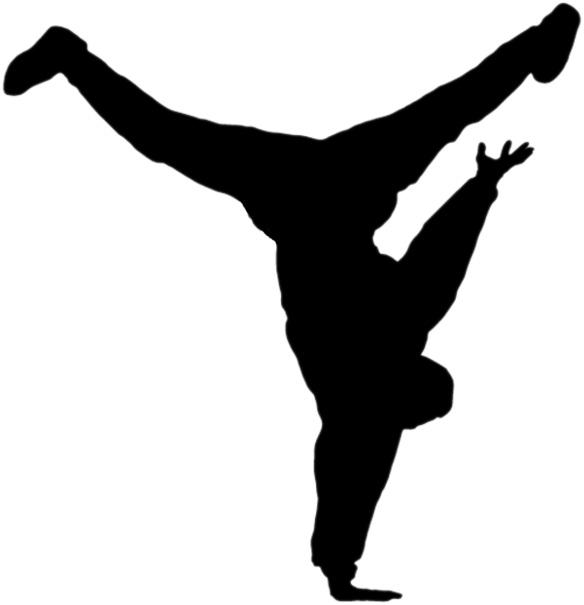 Contemporary Dance Clipart.