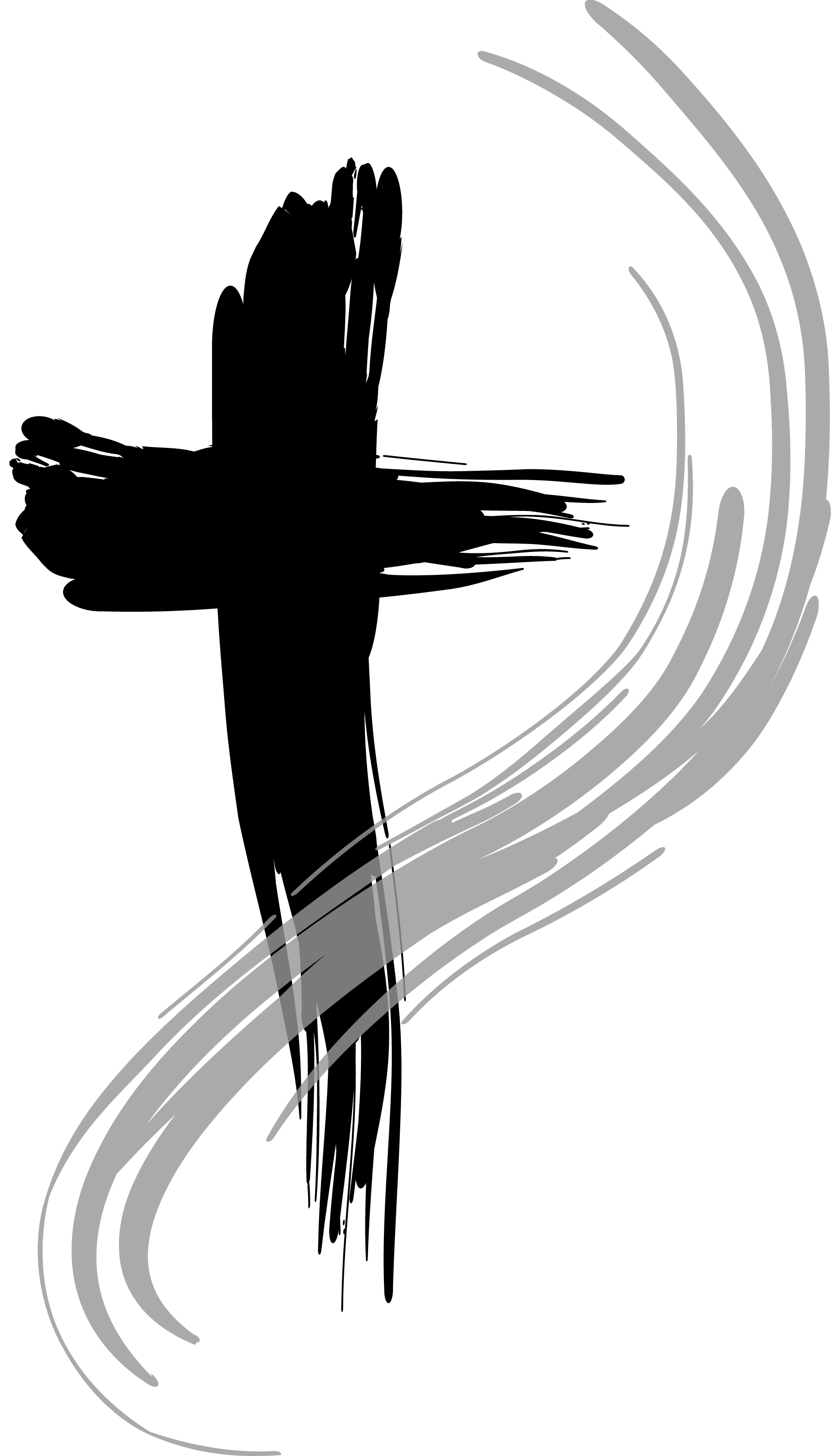 Contemporary Cross Clipart.