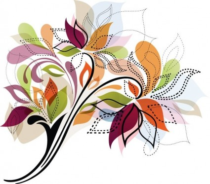 Free modern flower clipart Free vector for free download about.