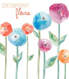 95 Best flower clip art images in 2017.