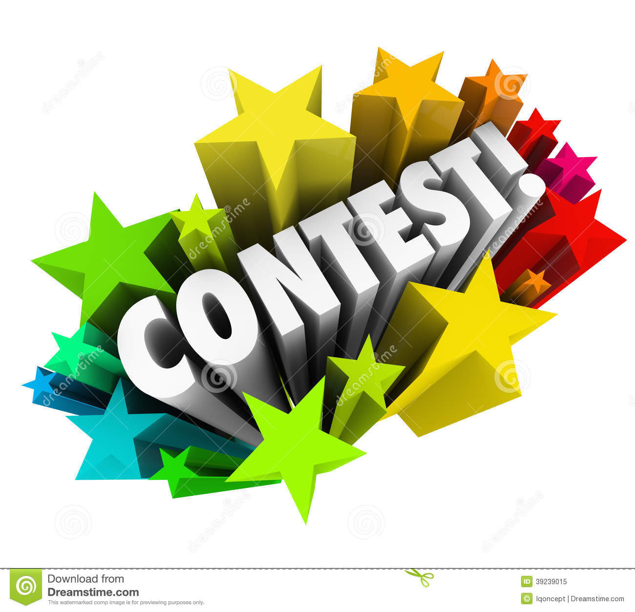Contest Clipart.