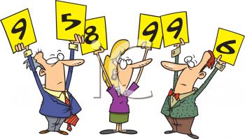 Sales contest clipart.