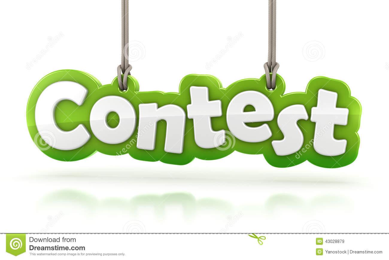 Contest Clip Art Free.