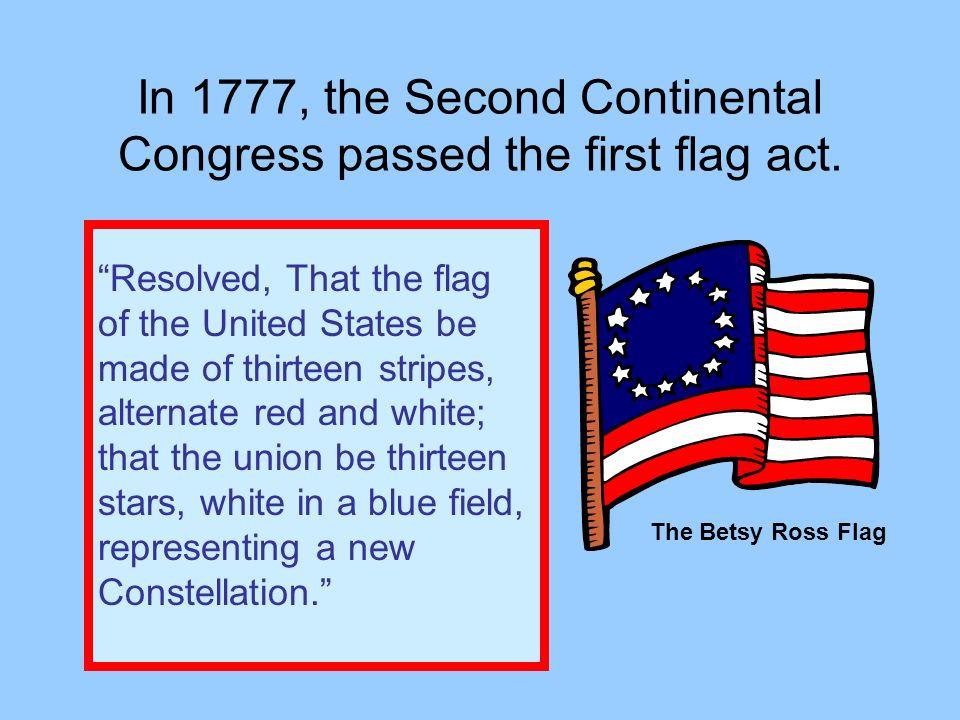 First continental congress clipart.