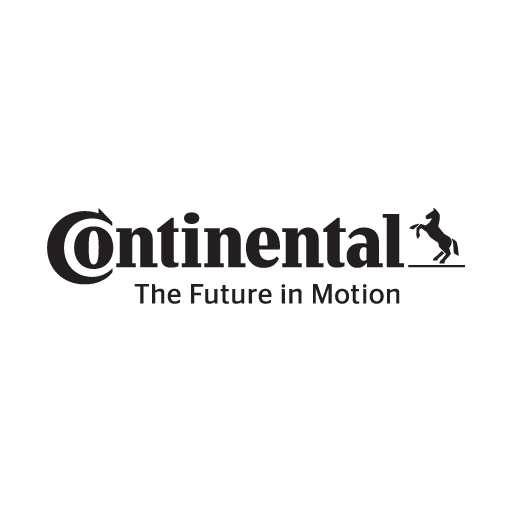 Continental Tires logo vector.