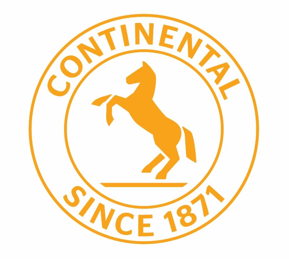 Continental Tires Logo Horse.