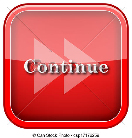Stock Illustrations of Continue icon.