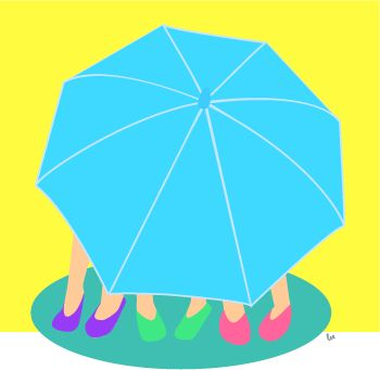 Continuous rainfall clipart #20