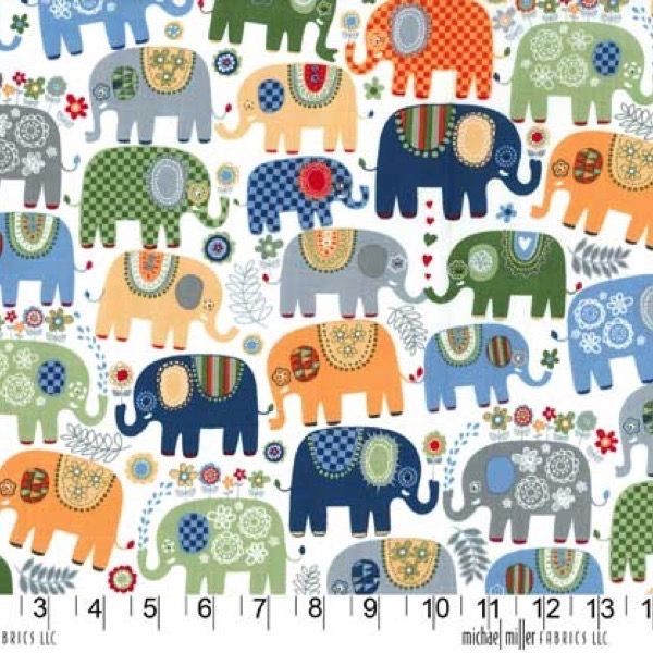 1000+ ideas about Elephant Fabric on Pinterest.