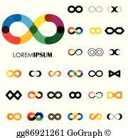 Continuum Clip Art.