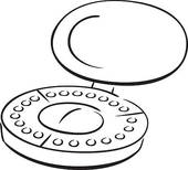 Birth control clipart.