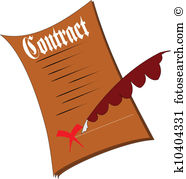 Contract Clip Art EPS Images. 18,475 contract clipart vector.
