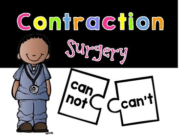 Contraction Surgery.