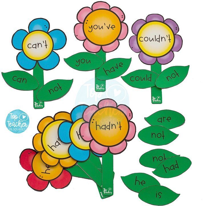 Flower Contractions.