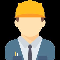 engineer icon.