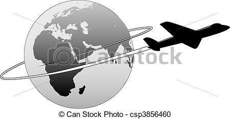 Contrails Vector Clipart EPS Images. 93 Contrails clip art vector.