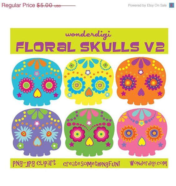 Sugar skull, Skulls and Colour contrast on Pinterest.