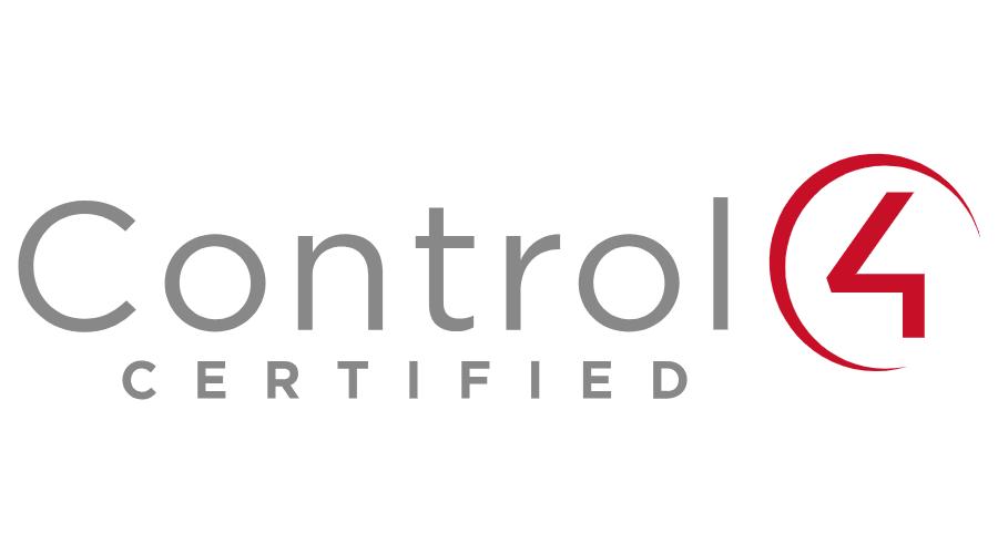 Control4 CERTIFIED Logo Vector.