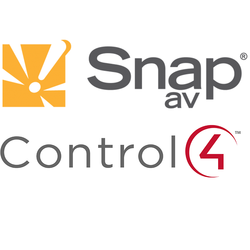 SnapAV merges with Control4.