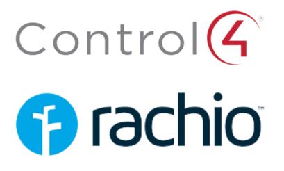 HouseLogix. Rachio Control4 Driver.