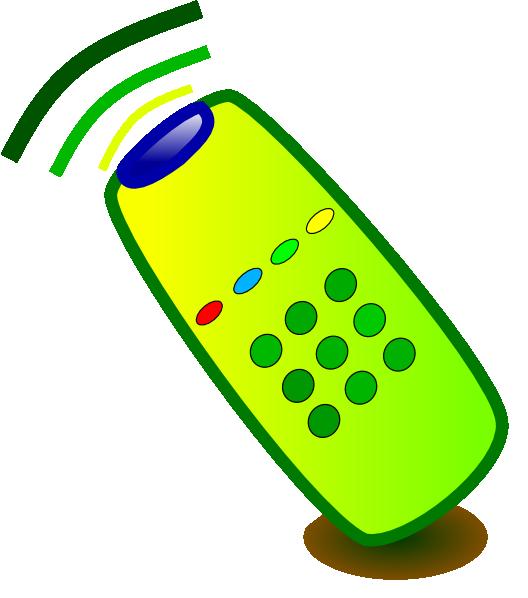 Remote Control Clip Art at Clker.com.