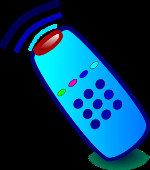 Remote Control Clipart.