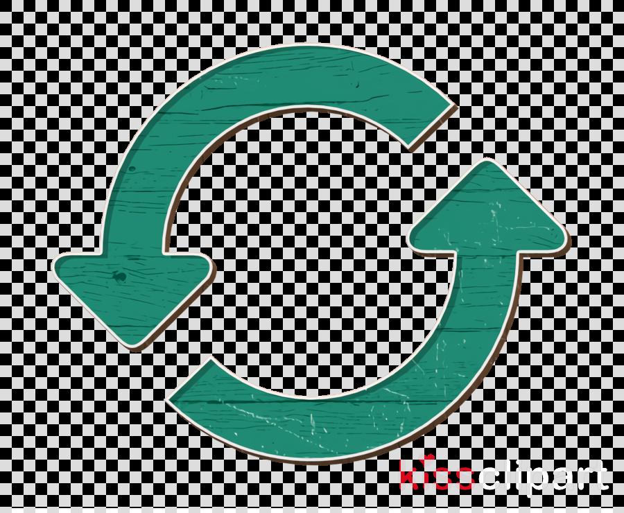 Refresh icon Control icon clipart.