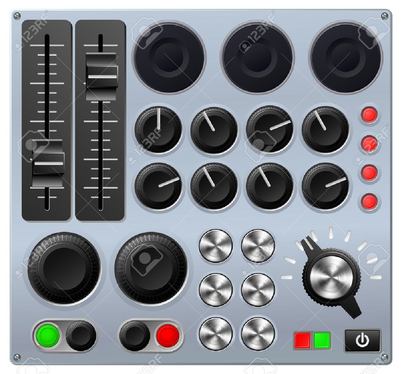Instrument Panel Clip Art : Control panel clipart clipground
