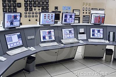 Control Room Stock Photos.