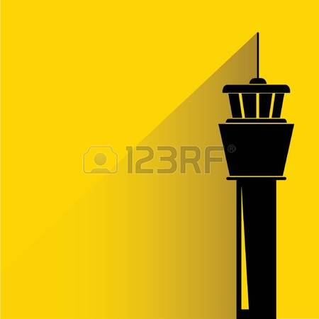 1,459 Control Tower Stock Illustrations, Cliparts And Royalty Free.