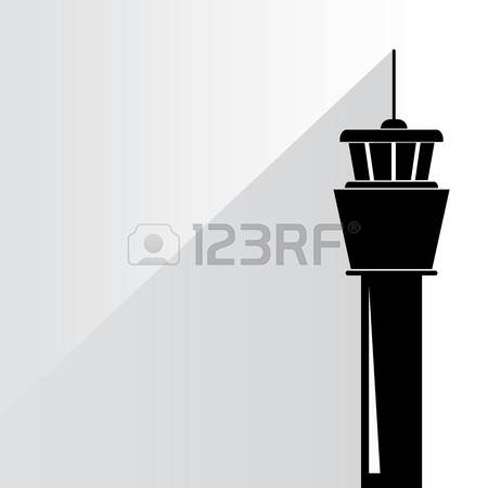 76 Flight Control Tower Cliparts, Stock Vector And Royalty Free.
