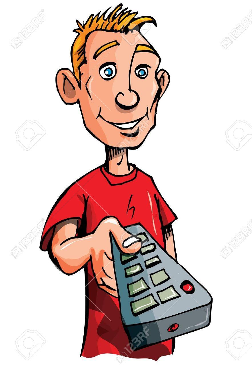 Free clipart remote control.