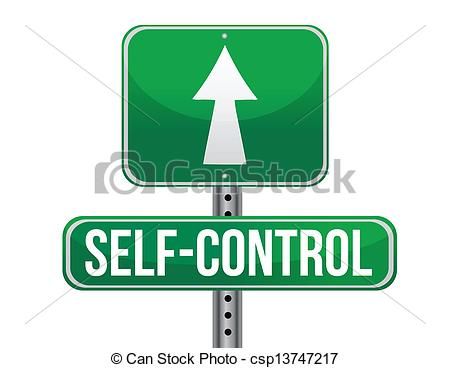Self control Clipart and Stock Illustrations. 817 Self control.