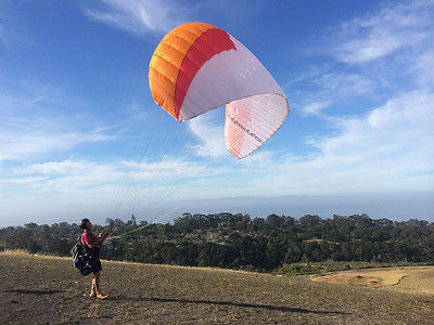 Hang Gliding & Paragliding.