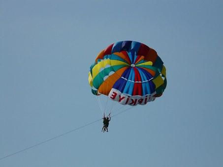 Hang, Gliding.