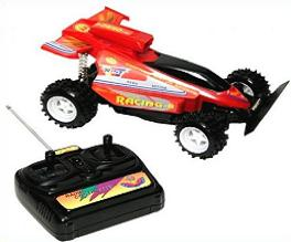 Clipart remote control car.