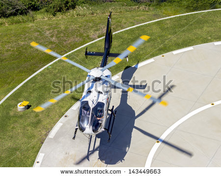 Helicopter Landing Stock Photos, Royalty.