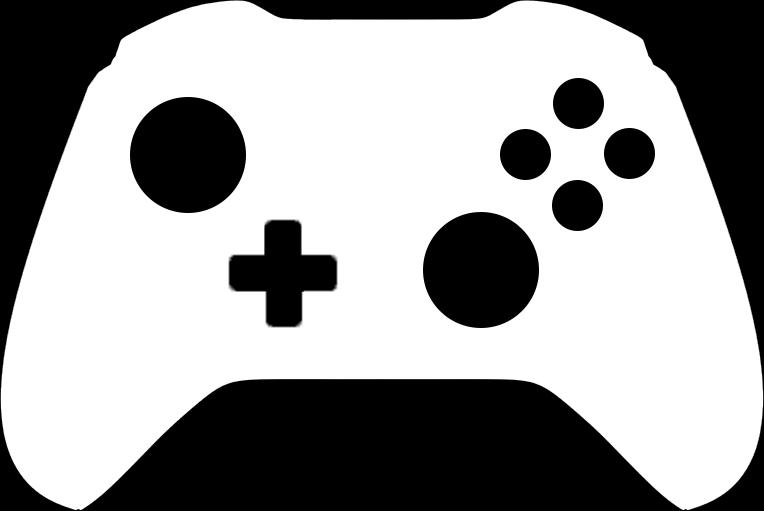 Xbox Controller Clipart.
