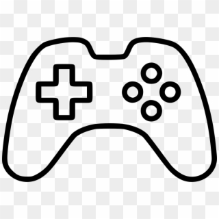 Game Controller PNG Transparent For Free Download.
