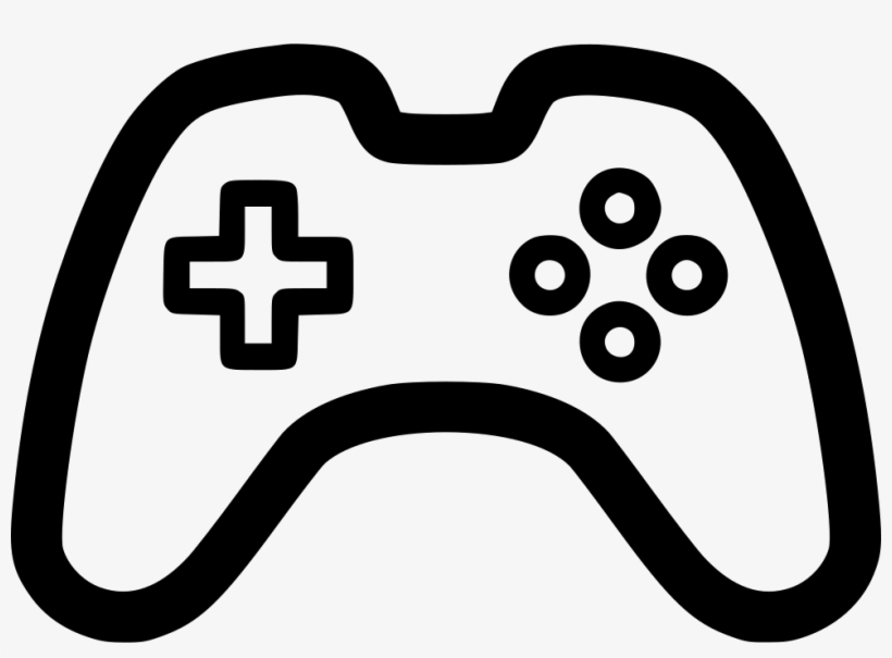 Game Controller Pad Videogame.