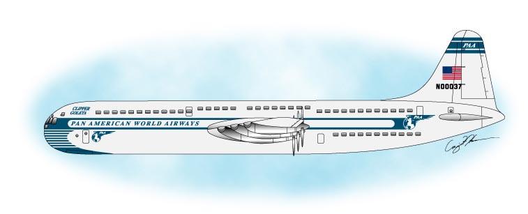 Goleta Air and Space Museum: Convair XC.